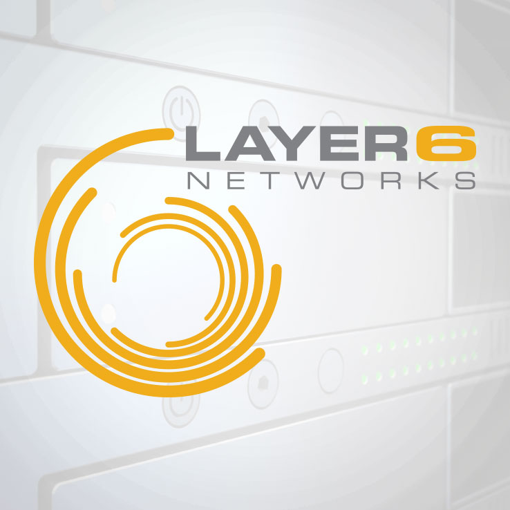 Layer 6 Networks Logo