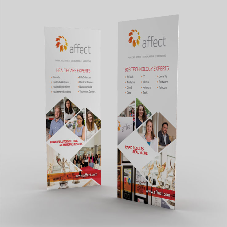 Affect Roll-Up Banners